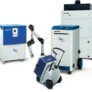 Системы для очистки и фильтрации воздуха при сварке серии SRA