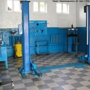 Станция технического обслуживания фото