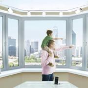Окна металлопластиковые, стеклопакеты любых размеров, форм и конфигураций фото