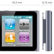Видеоплеер Apple iPod nano 16GB Graphite фото