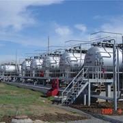 Хранение сжиженного нефтяного газа фото