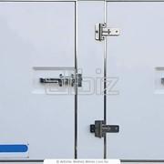 Монтаж промышленного холодильного оборудования. фото