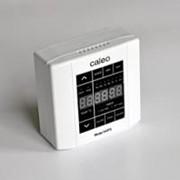 Терморегулятор накладной CALEO 540 PS программируемый фото