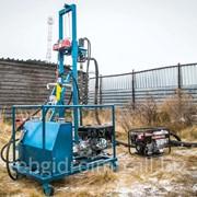 Буровая гидравлическая установка GIDROBUR-G1 mini фото