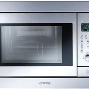 Микроволновая печь SMEG FME20EX3 фото