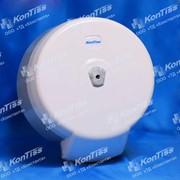 Диспенсер KonTiss ТДК-1 ЦТБ, белый ударопрочный пластик фото