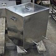 Бак для бани из нержавейки фото