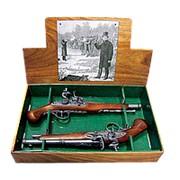 Пистоли дуэльные 18 века фото