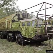 Машина МАЗ-543