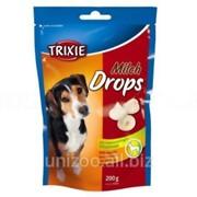Дропсы молочные для собак Trixie Milch Drops (Трикси) 200 гр фото