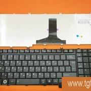 Клавиатура для ноутбука Toshiba Satellite A500, A505, L350, L355, L500, L505, L550, F501, P200, P300, P500, P505, X200; Qosmio F50, G50, X300, X305, X500, X505 Glossy TOP-69764 фото