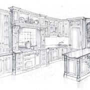 Проектирование мебели под заказ фото