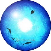 Диск проекционный Homestar Под водой фото