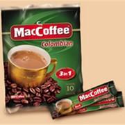 Растворимый кофе MacCoffee 3в1 по-колумбийски фото