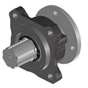 Фланец кардана УАЗ для коробки отбора мощности ISO 099-091-00209 OMFB фото