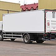 Фургон промтоварный ISUZU FVR34UL-QDUS (ISUZU FORWARD 18.0), 4х2 фото