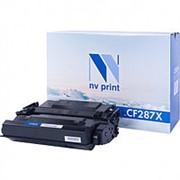 Картридж NV Print CF287X (87X) для HP фото