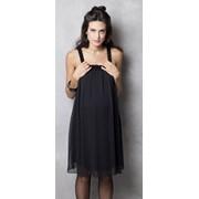 Платье из шелка фото