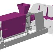 Пресс маслоотжимной шнековый ПМХ-1200М, 700-1200 кг/час фото