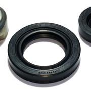Ремкомплект Уплотнения водяного насоса А-41/СМД-14...22 (фибра+кольца+манжеты)(н/о) фото