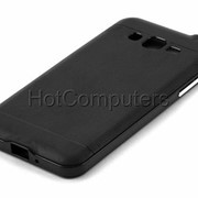 Чехол-бампер для телефона Samsung Galaxy Grand Prime (черный) фото