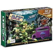 Sega Super Drive Turtles (50-in-1) фото
