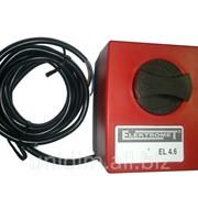 Сервопривод Elektromet EL 4.6 210 сек. без адаптера фото
