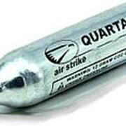 Баллон СО2 Quarta 12гр. (1 шт.) фото