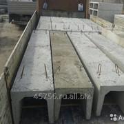 Лоток теплотрасс, железобетонный Серия 3.006.1-2.87, Л-8-5 фото