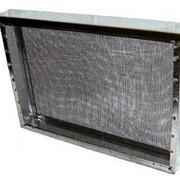 Изолятор сетчатый из оцинкованной стали 3 рамки фото
