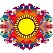 Логотип и элементы фирстиля компании Sky Eagle фото