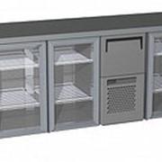 Стол холодильный Carboma BAR-360C (R) 166x57x85см,новый (7064) фото