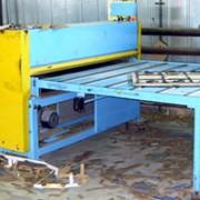 Пресс ролевой для изготовления упаковочной тары РП-1400, РП-1800 фото