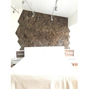 Стена из камня фото