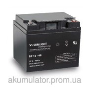 Батарея общего назначения SUNLIGHT SP12-40 фото