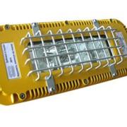 Светильник взрывобезопасный стационарный светодиодный СВС 1 для освещения подземных выработок угольных шахт, опасных по газу и пыли, рассчитан на непрерывную работу при температуре от +5оС до +35оС фото