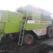 Комбайны зерноуборочные Claas Dominator Mega 204 фото