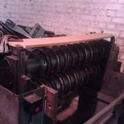 Станок (ножницы) для резки металла (жести), роликовые б/у. фото