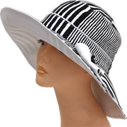 """Стильная летняя шляпа """"Флорида"""" #0504-213 фото"""