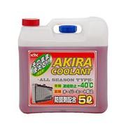 Антифриз AKIRA COOLANT red/красный -40С 5л. 55-005 фото