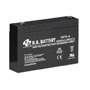 Свинцово-кислотная герметизированная аккумуляторная батарея ВР 8-6 фото