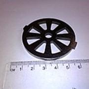 Z037.77 Решетка №4 для мясорубки Rotex RMG201, RMG 70 (Д 53,5мм+ушки) фото