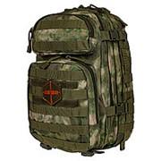 Рюкзак тактический RU 070 цв.Малахит тк.Оксфорд 30л фото