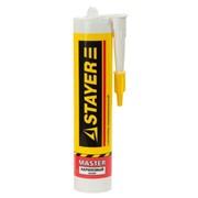 Герметик Stayer Master акриловый, белый, 260мл Код: 41211-0_z01 фото