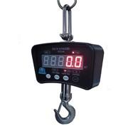 Крановые электронные весы фото