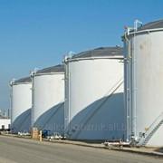 Изготовление резервуаров для хранения нефти и нефтепродуктов фото