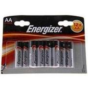 Батарейка Energizer AA LR6 Эконом упаковка на 8 шт. фото