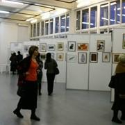 Услуги по организации выставок фото