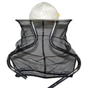 Шляпа для пчеловода с резинками под мышки фото
