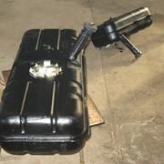 Пескоструйная обработка топливного бака (автомобильный 60л) фото